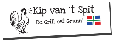 Kip van 't Spit - de Grill oet Grunn' - Foodtruck Groningen